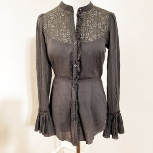 Free People Top Size 2 (xs)